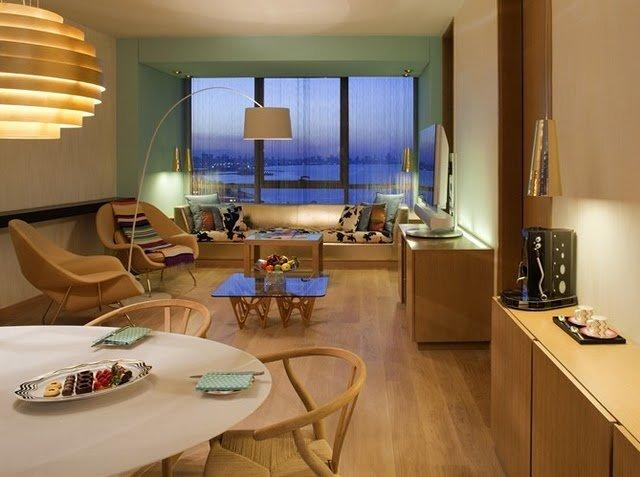 室内设计欣赏:科威特Missoni酒店