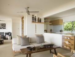 悉尼棕榈滩海景别墅设计