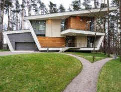 莫斯科Gorki别墅设计