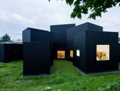 创新设计空间:日本HouseO住宅
