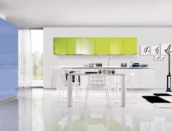 Euromobil開放的家居設計