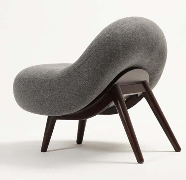 可爱的jamirang椅子设计