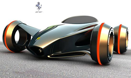 天马行空的想象力:30款概念车设计