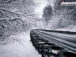 Bridgestone(普利司通)轮胎广告