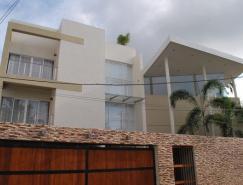 斯里兰卡Boralesgamuwa豪华别墅设计