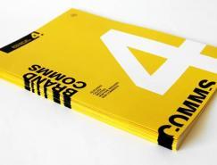 18款简约风格画册设计