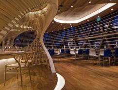 新加坡Nautilus創意餐廳設計