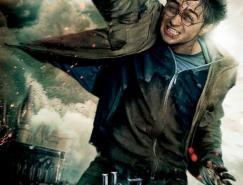 电影海报澳门金沙网址欣赏:哈利·波特与死亡圣器(下)