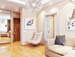 DmitryKobtsev漂亮的室内效果图设计