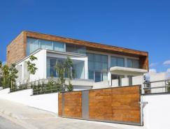 塞浦路斯Adamos別墅設計