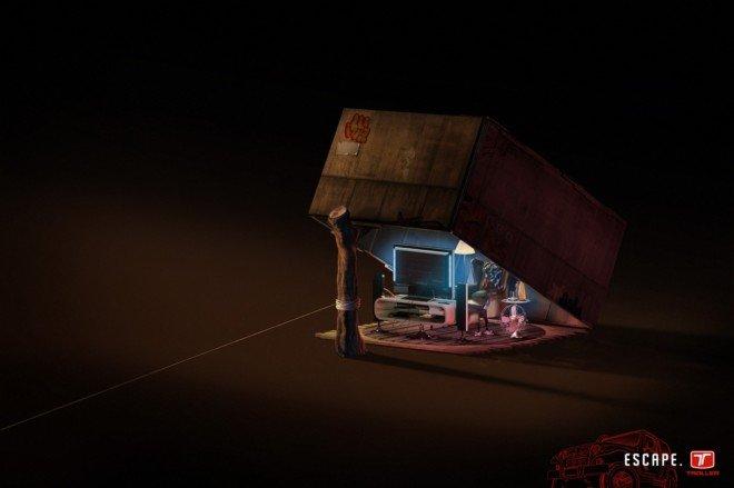 福特汽车平面广告欣赏(一)(3) - 设计之家