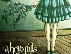45张乐队专辑封面图案设计