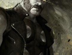 DavidRapoza游戏角色设计