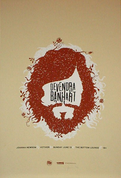 极富设计感的演出海报设计