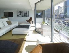 悉尼藝術收藏家的公寓設計