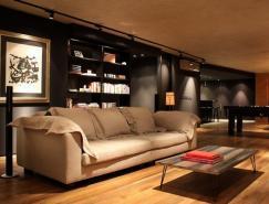 巴西卡萨布兰卡豪华公寓室内