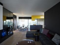 雅典時尚簡約的公寓設計