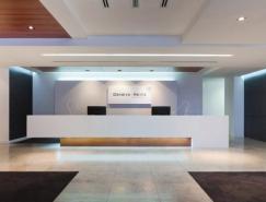 南非律师事务所DeneysReitz办公室室内设计