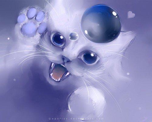 可爱的动物插画欣赏(2)