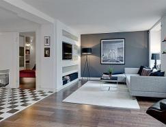 <b>74平米當代風格公寓設計</b>