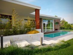 意大利CasaD住宅设计