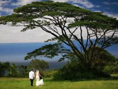 婚纱摄影:20个国外顶级摄影