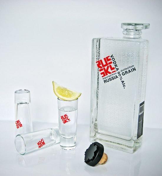 国外创意酒包装设计
