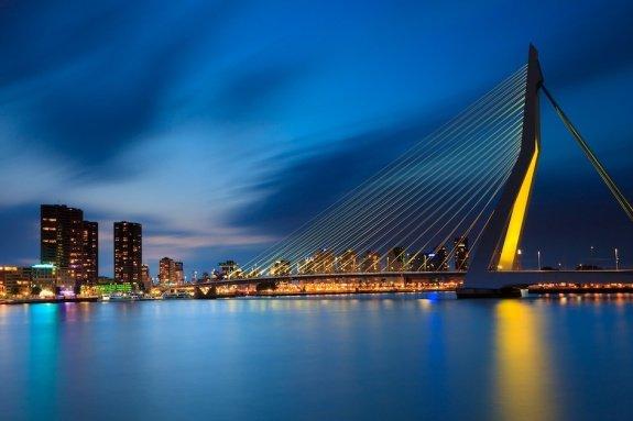 美丽的城市天际线
