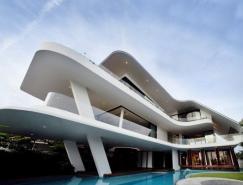 完美的新加坡Siglap住宅设计