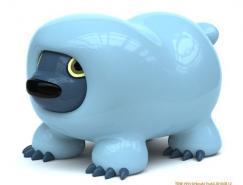 日本艺术家HiroshiYoshii漂亮的玩具公仔澳门金沙网址