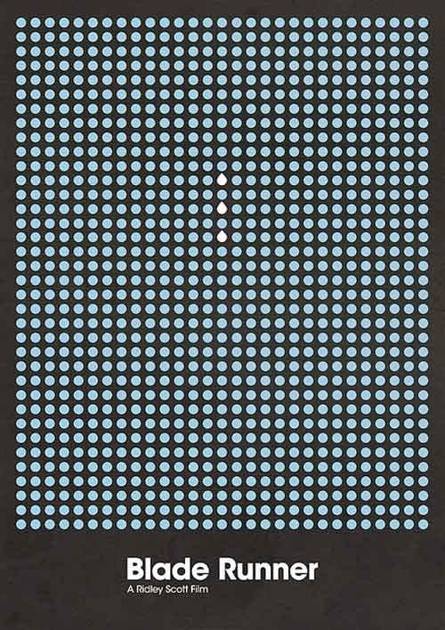 美妙的图形:60张简约风格的电影海报设计