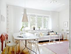 极具吸引力的装饰元素:Scandinavian风格公