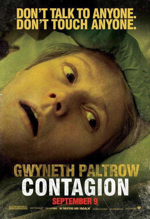 电影海报欣赏:传染病(Contagion)