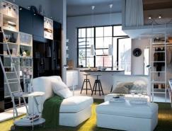 2012宜家客厅设计