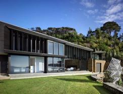 新西兰Waiheke岛海滩别墅