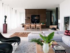马略卡风格联排别墅设计