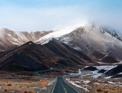 TomBlachford作品:新西兰风
