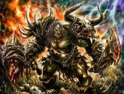 魔兽世界兽人战士CG欣赏