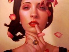 KrisLewis肖像画欣赏