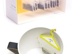 12款超酷创意茶包设计