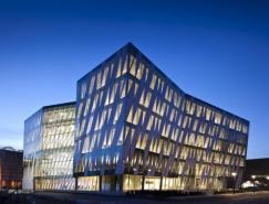 建筑欣赏:丹麦Saxo银行总部大厦