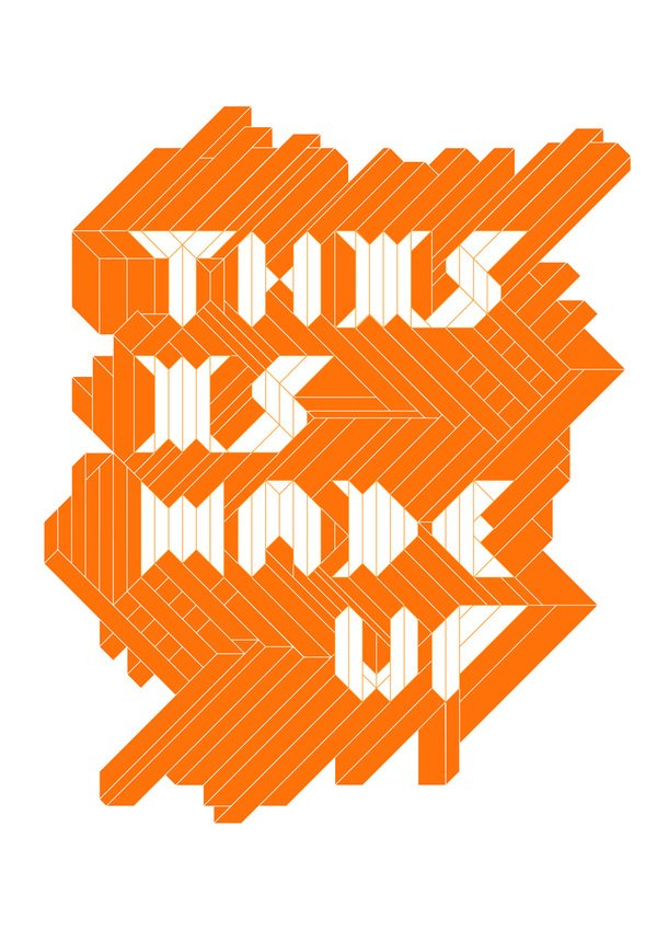 CharlesWilliams创意字体设计