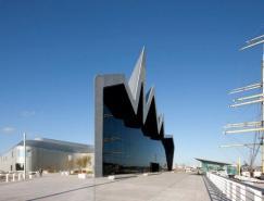 建筑欣赏:格拉斯哥交通博物馆