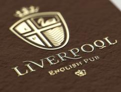 乌克兰Liverpool英式酒吧VI设计