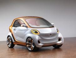 SmartForvision电动概念车