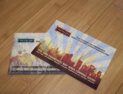 国外漂亮的卡片设计欣赏