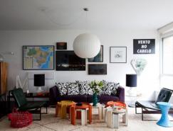 巴西建筑师MauricioArruda的公寓室内设计