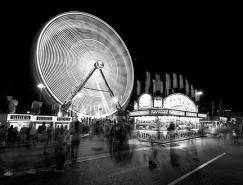 摄影欣赏:迷人的城市夜色