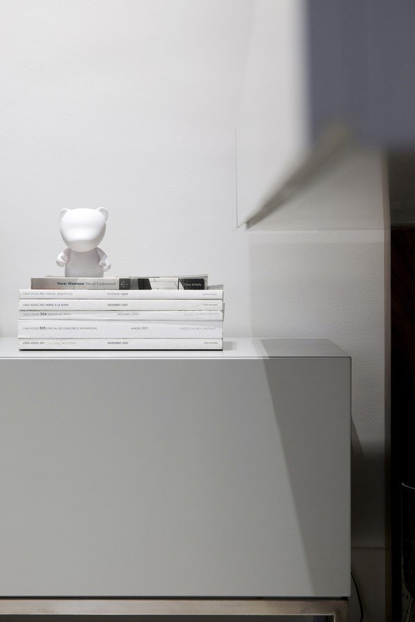 现代时尚的BarraFundaII公寓室内设计