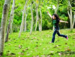 捕捉动感!儿童摄影中的对焦设置及操作